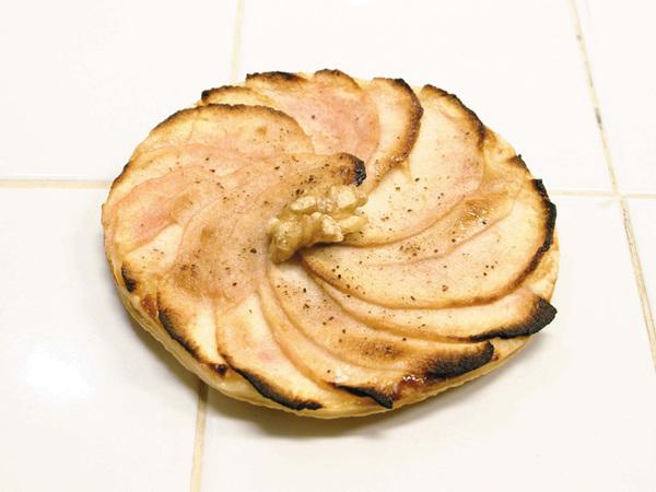紅玉リンゴのパイ
