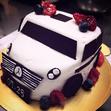 車の立体ケーキの画像2