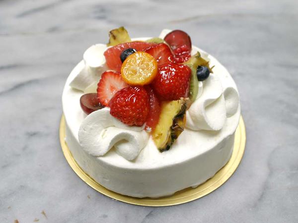 生デコレーションケーキ 12cm・15cm