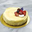 スフレチーズケーキ(ホール)の画像1