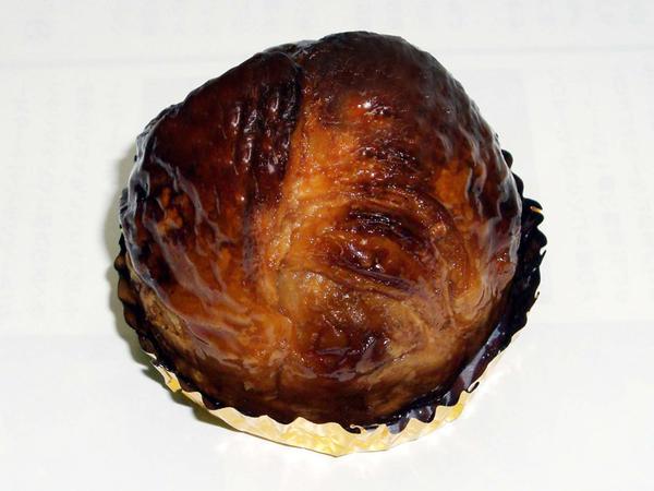びっくりマロンパン