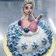 キャラクターのケーキの画像1