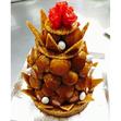 ウエディングケーキ9、クロカンブッシュの画像1