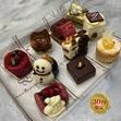 ハッピークリスマス2020プティケーキ10個セット 3,500円+税の画像1