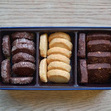クッキー缶 焼き菓子3種詰め合わせ 1,200円+税+配送料の画像1